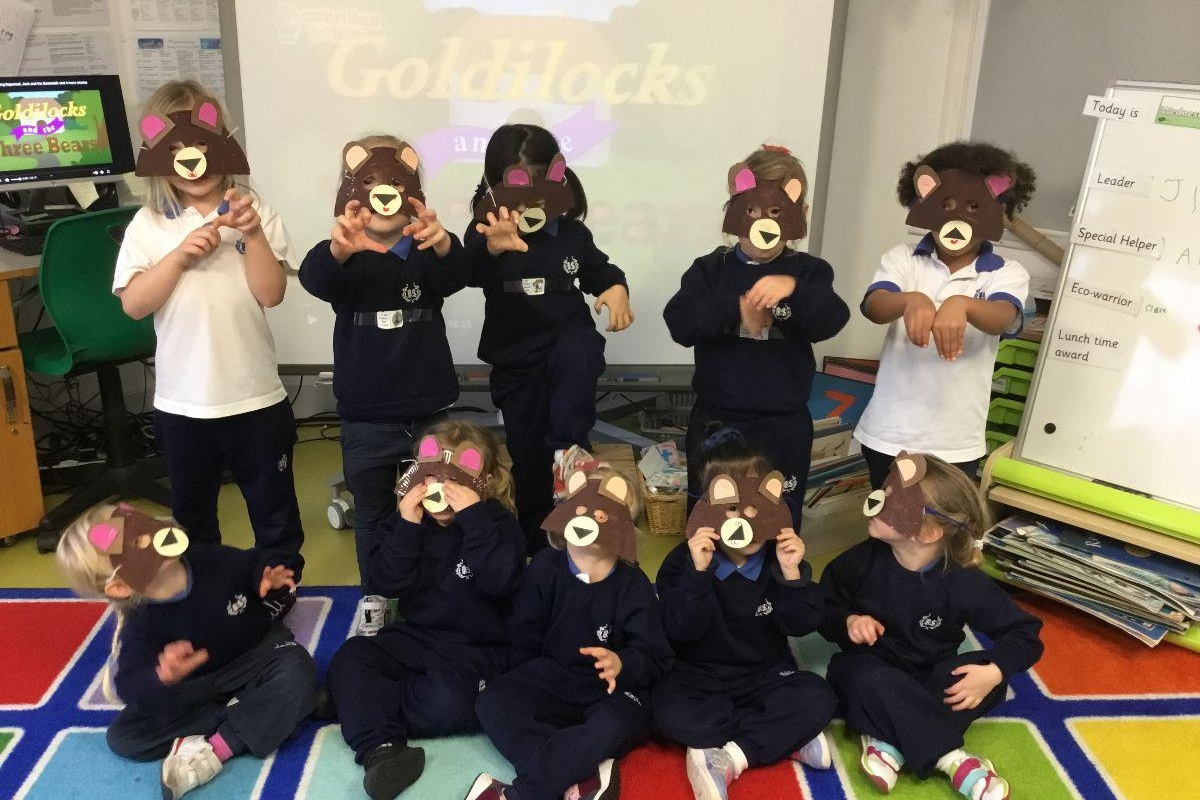 Goldilocks nursery