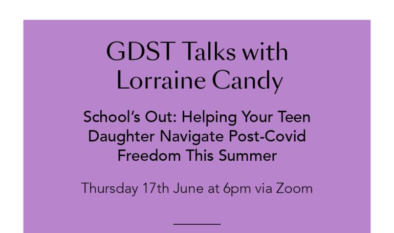 GDST Talks Instagram LC