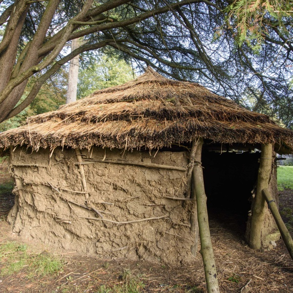 Royal High Prep School Celtic Hut Outdoor Learning