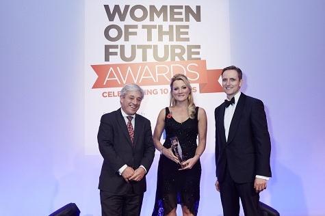 Laura toogood wins women of the future award small