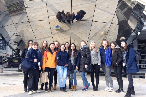 Year 12 group 2016