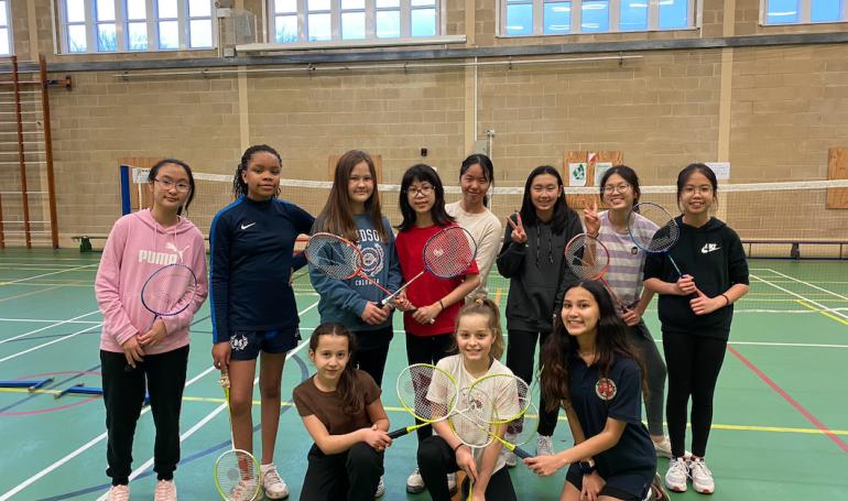 Y8 Badminton